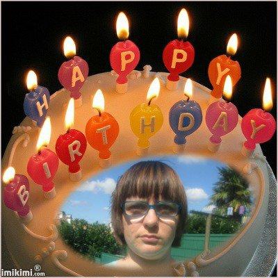 un trés bon anniversaire des gros bisous ton amie lili2248