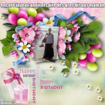 aujourd hui 17/10/2014  c'est la anniversaire de ma fille nahtalie 44ans de la part de nous tous des gros bisous maman
