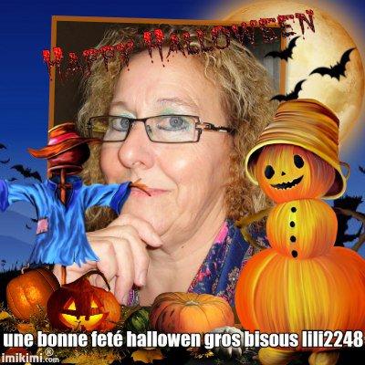 a tout mes amies et amis regade bien dans tout les montage pour voir le cadeau je vous et fait pour halloween