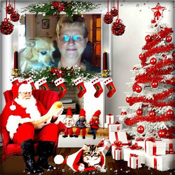 cette video et faite pour vous  une bonne soirée encore reçu ce joli cadeau de mon amie Ciscoo-Bbev b merci et un joyeux noél ausi pour toi et tout ta famille gros bisous