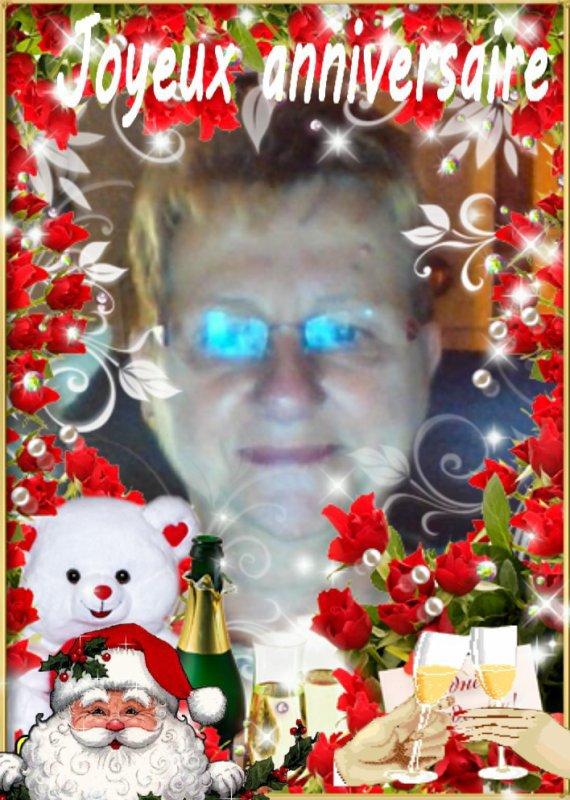 j'ai reçu de mon amie miau88300 ce joli cadeau pour mon anniversaire ce 22/12//2014 un grand merci des gros bisous
