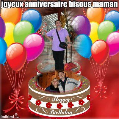 un trés joyeux anniversaire a mon flis jean-marie 47ans aujour hui  15/2/2015 gros bisous maman