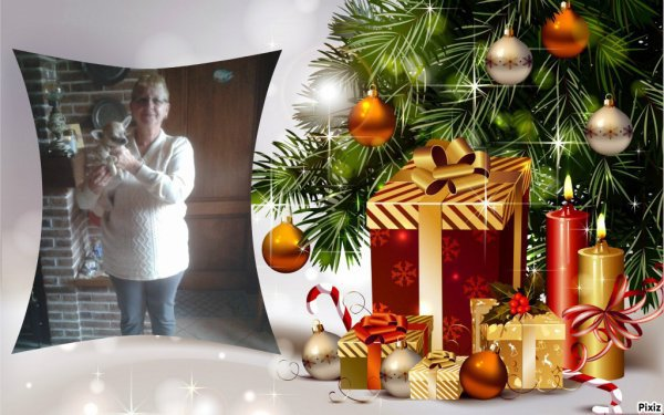 encore reçu ce joli cadeau de mon amie just-foyou33 un grand merci  gros bisous de moi lili2248