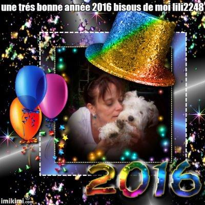 encore cadeau des amies une trés bonne année 2016 a vous tous gros bisous de moi lili2248