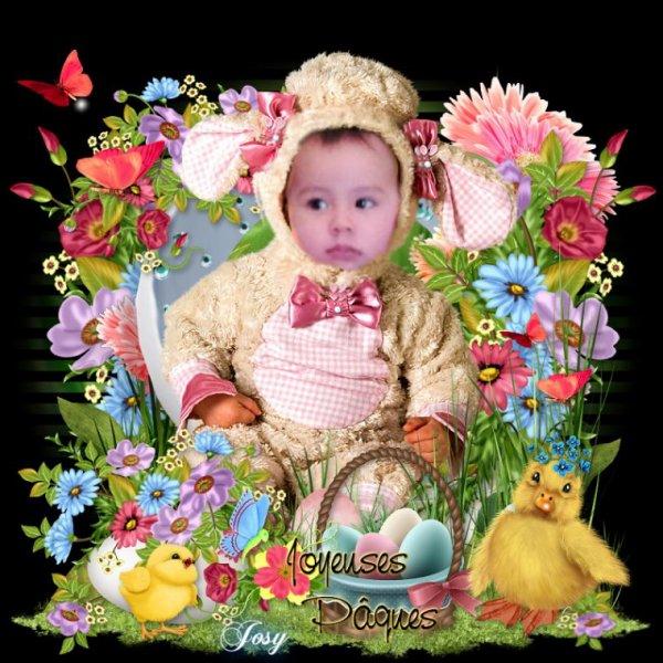 c'est tout les cadeau de mes amies et ami une bonne fête de pâques a vous tous gros bisous lili2248