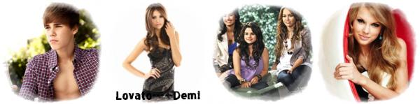 Bienvenue sur  Lovato-----Demi ♥
