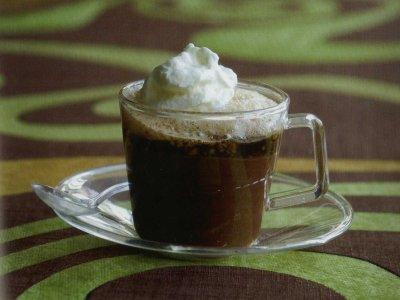 Crème au chocolat expresso