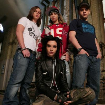 tokio hotel 4 mec de th trop cool hot baby me