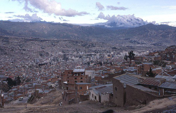 bolivie: la paz