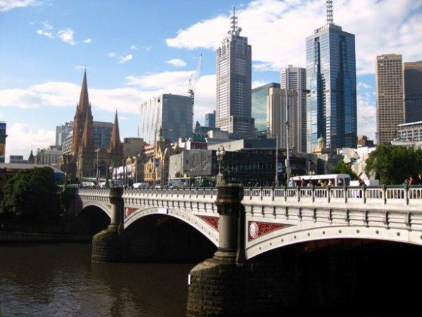 australie: melbourne