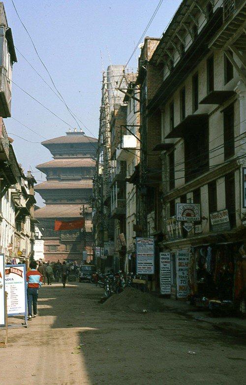 népal: katmandou