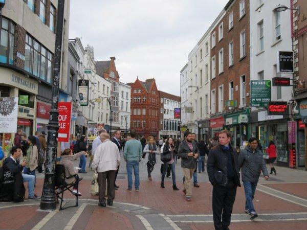 irlande : dublin