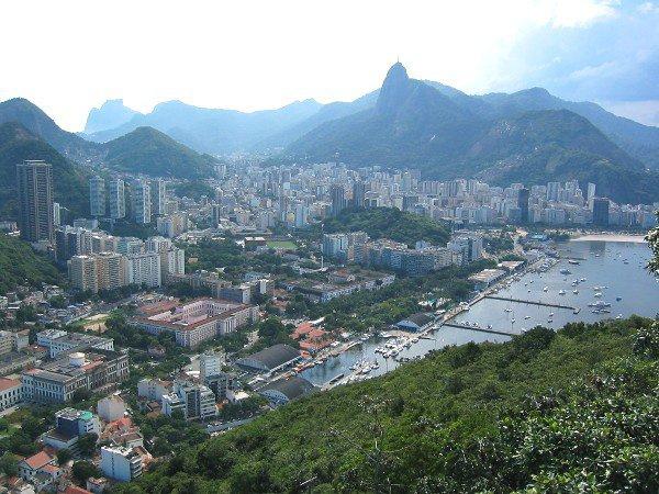 brasil : rio de ganiero