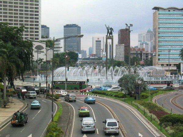 indonisié: djakarta