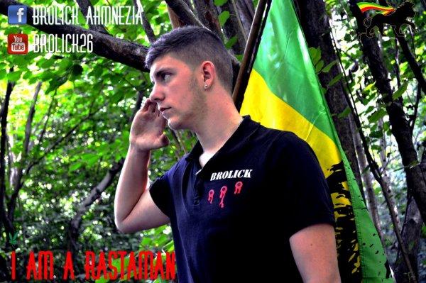 """Projet """" I am a Rastaman """" enfin sortie en téléchargement gratuit!"""