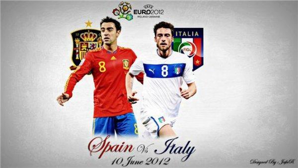 Espagne italie