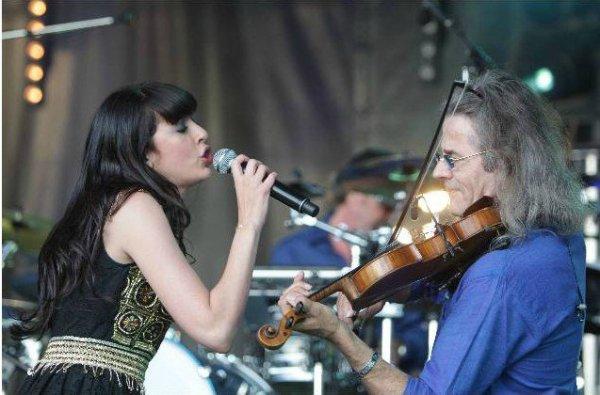 Festival Bobital ~ Marée humaine pour Nolwenn Leroy ! :)