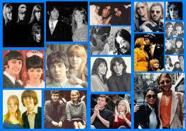 Petites amies des Beatles!
