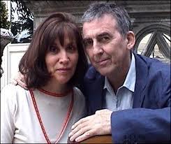 George et Olivia Harrison (Trinidad Arias)