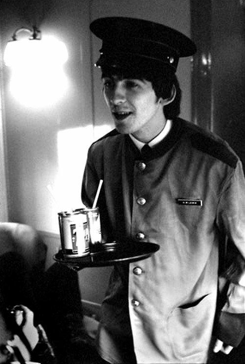 George le serveur