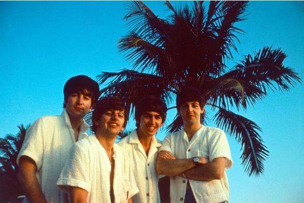 Les Beatles haut en couleur