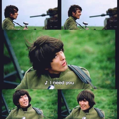 George trop chou ^^ (l)