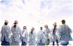 ...::: Hakuōki ~Shinsengumi Kitan~ / 薄桜鬼 〜新選組奇譚〜 :::...