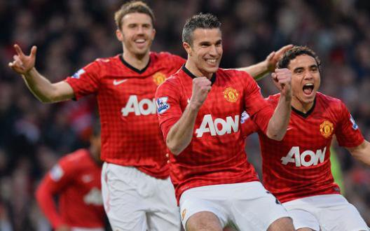 Manchester United sacré pour la vingtième fois