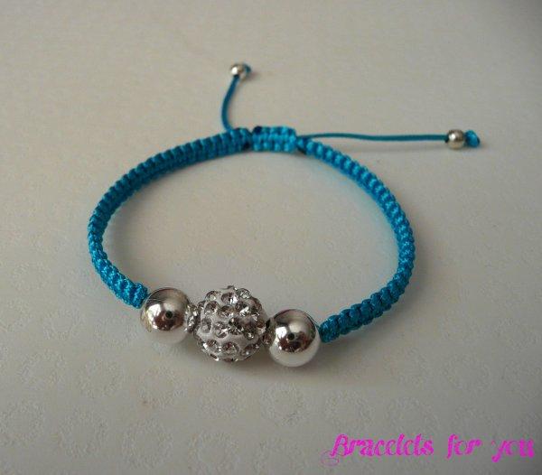 "Bracelet ""trio"""