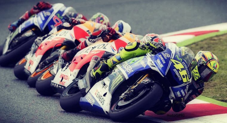 """The idea here is simple, if you can dream it, it is possible"" ~ Jorge Lorenzo"