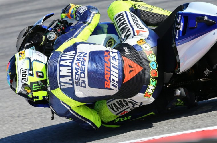 ☞ Valentino Rossi: The boss*