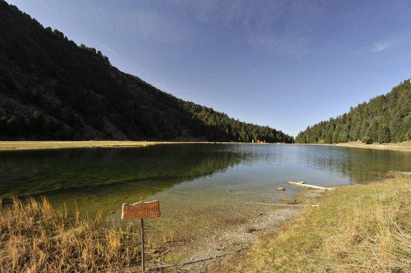 Lac de Tueda octobre 2013