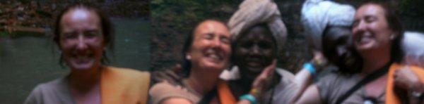 Senegal con Marian,Cris,y cheikh el conductor