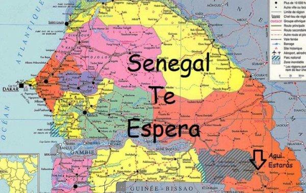 VIajAR  SENEGAL