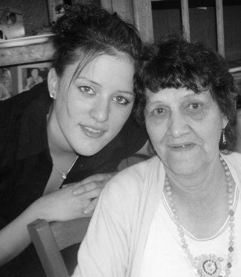 ma grand mère