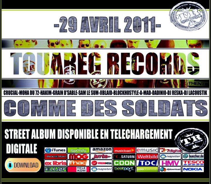 TOUAREG-RECORDS
