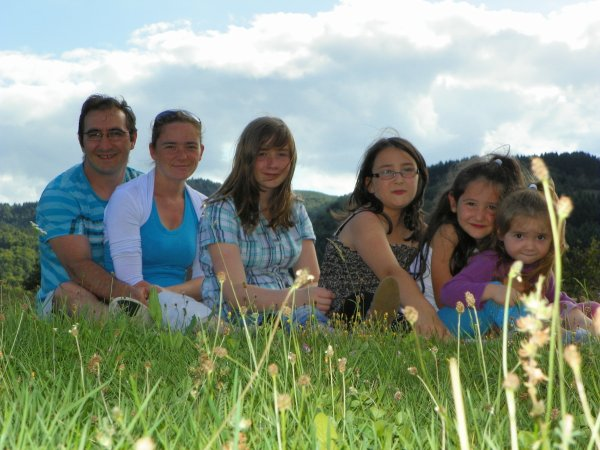 ♥♥♥ma p'tite famille ke j'aime plus ke tout♥♥♥