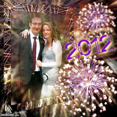 Je vous souhaite a tous une excellente année 2012