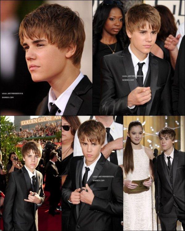 .    justin Bieber Au  Golden Globes      .