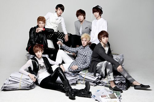 A fortune teller Japanese U-KISS sees as the biggest Hallyu stars