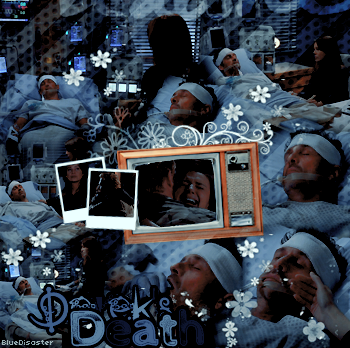 ♦ Bluedisaster » Derek Shepherd's Death  → Création • Décoration • Inspi Déco