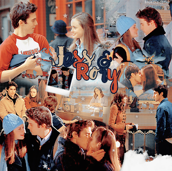 ♦ Bluedisaster » Jess Mariano & Rory Gilmore  → Création • Décoration • Inspi Déco