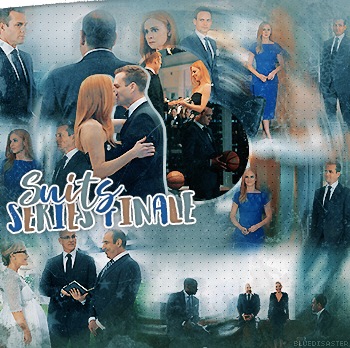 ♦ Bluedisaster » Suits, The Series Finale  → Création • Décoration • Inspi Déco
