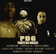 PDG / Caracasse-Bitume life (2011)
