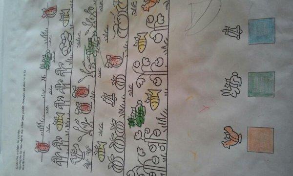 mon cahier d'ecole