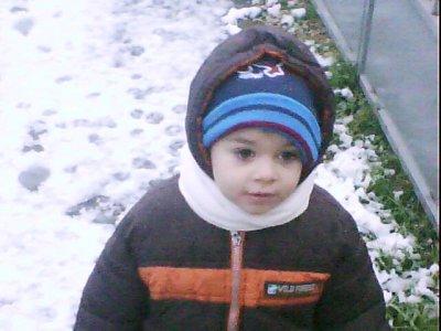 kélian décembre 2010