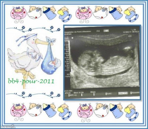 Bébé prévus pour le 25 novembre