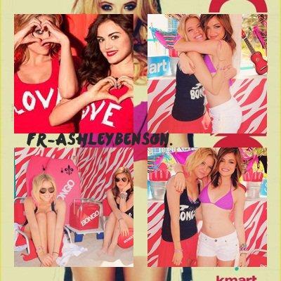 La belle Ashley et Lucy