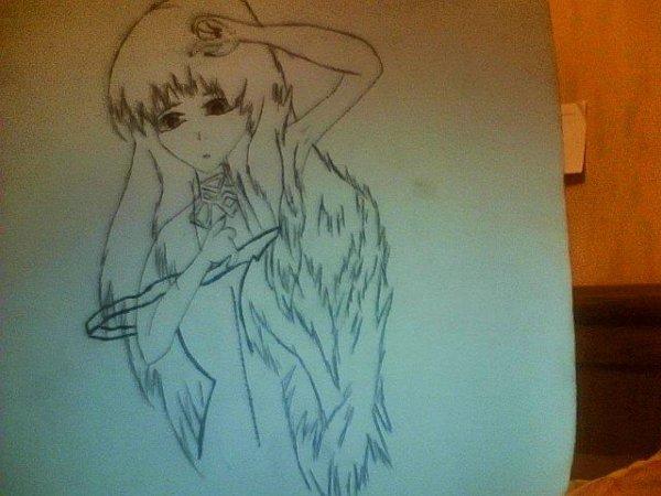 Suite dessin manga :)