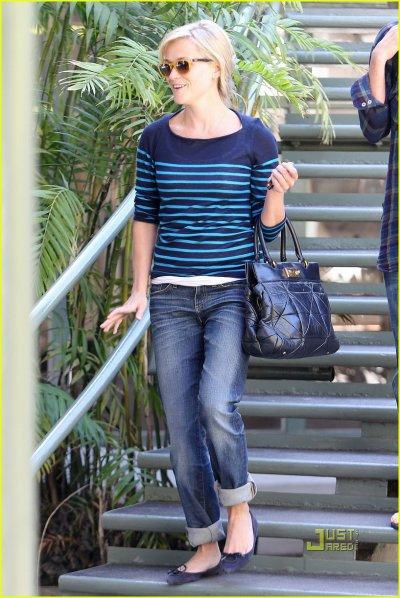 Reese Whiterspoon le 30 aout en californie